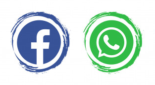 Como colocar o link do WhatsApp no Facebook?
