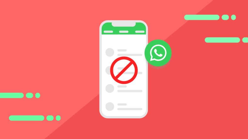 Foi banido do WhatsApp? Veja como ter seu WhatsApp de volta